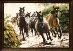 Konie w galopie - 0.00