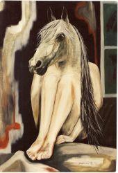 Kobieta koń 2 - 0.00