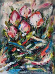 Róże w kolorach  - 0.00